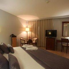 Отель Golden Tulip Andorra Fènix 4* Семейный полулюкс с двуспальной кроватью фото 3