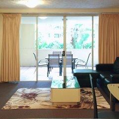 Отель Cathedral Place Улучшенные апартаменты с различными типами кроватей фото 4