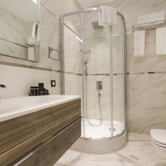 Отель Dencity 4* Улучшенный номер с 2 отдельными кроватями фото 13