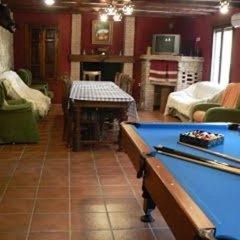 Отель Casa Rural Cabeza Alta Алькаудете гостиничный бар