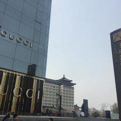 Отель Grand Park Xian Китай, Сиань - отзывы, цены и фото номеров - забронировать отель Grand Park Xian онлайн балкон