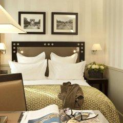Hotel Duquesne Eiffel 3* Стандартный номер с различными типами кроватей