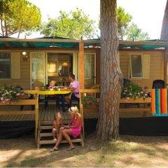 Отель Camping Village Fabulous Шале с различными типами кроватей фото 5
