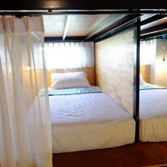 Sleep Owl Hostel Кровать в общем номере с двухъярусной кроватью фото 8