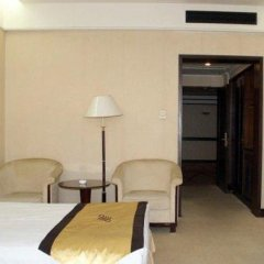 Jiujiang Xinghe Hotel 4* Стандартный номер с различными типами кроватей фото 11