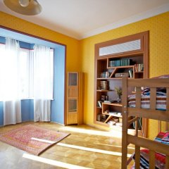 Хостел M42 Кровать в общем номере с двухъярусной кроватью фото 24