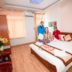 Halong Party Hotel комната для гостей фото 2