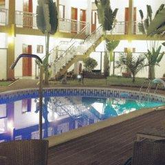 Hotel Kawissa Saurimo бассейн фото 3