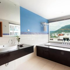 Andakira Hotel 4* Улучшенный номер с двуспальной кроватью фото 4