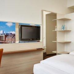 H+ Hotel Berlin Mitte 4* Стандартный номер с различными типами кроватей