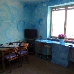 Отель alloggio azzurro Аоста удобства в номере