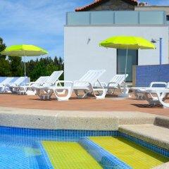 Отель Casas De Campo Herdade Ribeiros - Turismorural бассейн