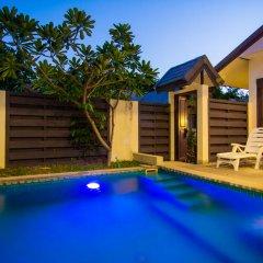 Отель Coco Palm Beach Resort 3* Вилла с различными типами кроватей фото 24
