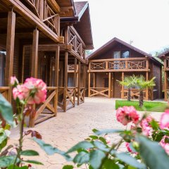 Гостиница Славянка балкон
