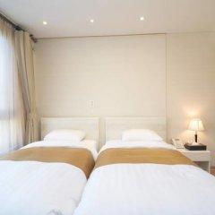 Отель GV Residence 2* Стандартный номер с 2 отдельными кроватями фото 3