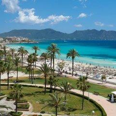 Отель Cas Menescal Испания, Коста-де-лос-Пинос - отзывы, цены и фото номеров - забронировать отель Cas Menescal онлайн пляж фото 2