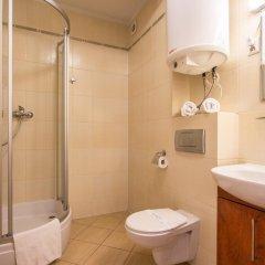 Отель Apartamenty Butorowy Польша, Косцелиско - отзывы, цены и фото номеров - забронировать отель Apartamenty Butorowy онлайн ванная