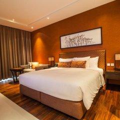 Отель Crowne Plaza Phuket Panwa Beach 5* Стандартный номер с двуспальной кроватью фото 9