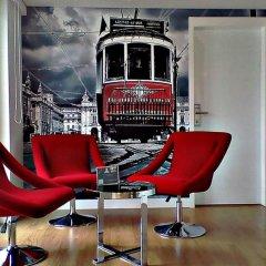 Отель Lisbon City Лиссабон гостиничный бар