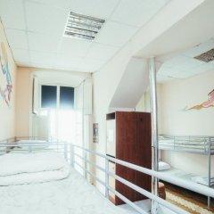 Art Hostel Кровать в общем номере с двухъярусной кроватью фото 7