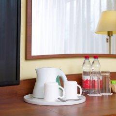 АЗИМУТ Отель Нижний Новгород 4* Стандартный номер с 2 отдельными кроватями фото 5