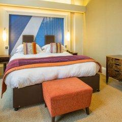 Отель The Midland - Qhotels Манчестер сейф в номере