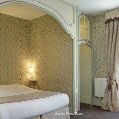 Hotel The Originals Domaine des Thômeaux (ex Relais du Silence) 3* Номер Делюкс с различными типами кроватей