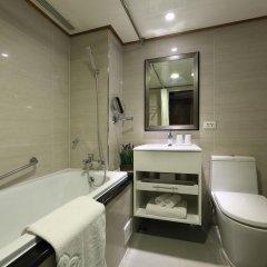 King Shi Hotel 3* Стандартный номер с различными типами кроватей фото 5