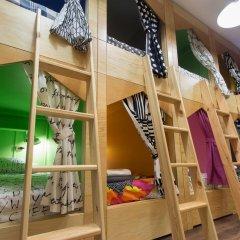 Хостел InDaHouse Кровать в общем номере фото 7