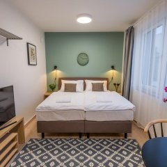 Отель Harrachovsky Palace Улучшенная студия с различными типами кроватей фото 10
