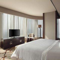 The Westin Pazhou Hotel Номер Делюкс с различными типами кроватей фото 8