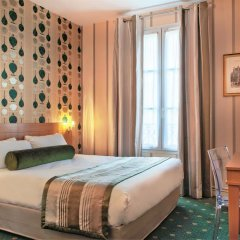 Hotel Romance Malesherbes by Patrick Hayat 3* Стандартный номер разные типы кроватей фото 5