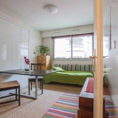 Апартаменты Studio Paris Buttes Chaumont Париж удобства в номере