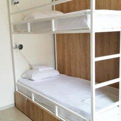 Inhawi Hostel Кровать в общем номере с двухъярусной кроватью фото 34