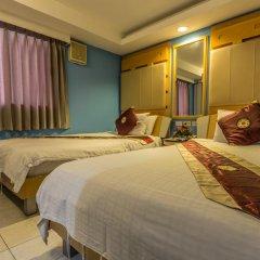 Отель Sams Lodge 2* Улучшенный номер с различными типами кроватей фото 13