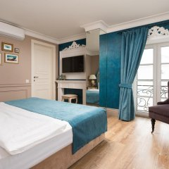 Гостиница Ахиллес и Черепаха 3* Номер Делюкс с различными типами кроватей фото 6