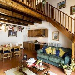 Отель Agriturismo Petrognano Реггелло комната для гостей