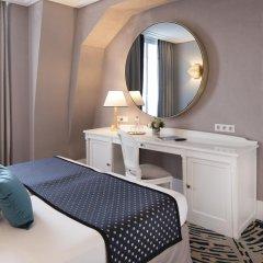 Отель Best Western Hôtel Victor Hugo 4* Стандартный номер с различными типами кроватей фото 7