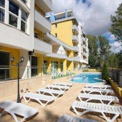 Апартаменты Sofia Apartments in Sunny Residence бассейн фото 2