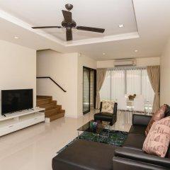 Отель Phuket Marbella Villa 4* Апартаменты с различными типами кроватей фото 19
