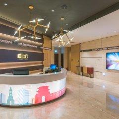 Отель Aloft Seoul Myeongdong интерьер отеля фото 3