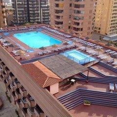 Отель Las Palmeras бассейн фото 3