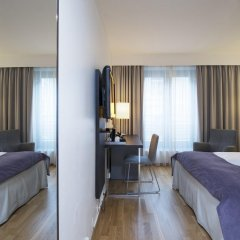 Thon Hotel Cecil 3* Стандартный номер с различными типами кроватей фото 4
