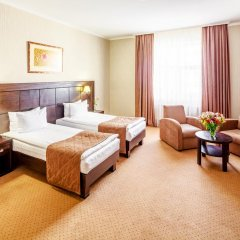 Taurus Hotel & SPA 4* Улучшенный номер с двуспальной кроватью фото 5
