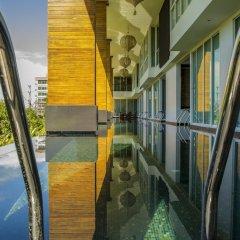 Отель Hamilton Grand Residence Таиланд, На Чом Тхиан - отзывы, цены и фото номеров - забронировать отель Hamilton Grand Residence онлайн интерьер отеля фото 3