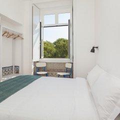Отель Lisbon Old Town Guest House 3* Люкс с различными типами кроватей фото 14