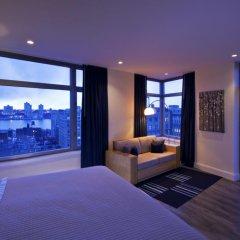 Arthouse Hotel New York City 4* Апартаменты с различными типами кроватей