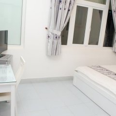 Отель LeBlanc Saigon 2* Номер Делюкс с различными типами кроватей фото 13