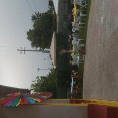Отель Villa Gorasy Сиракуза спортивное сооружение