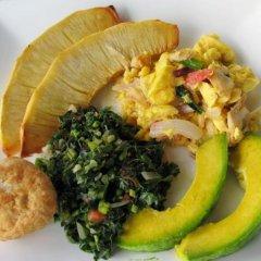 Отель Cazwin Villas Ямайка, Монтего-Бей - отзывы, цены и фото номеров - забронировать отель Cazwin Villas онлайн питание фото 2